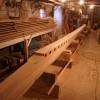40' laminated keel
